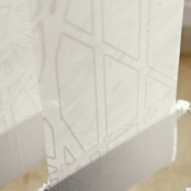 Luxaflex Vertical Blinds Semi-Transparent White &